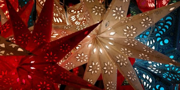 20 More Paper Christmas Decorations + Printables