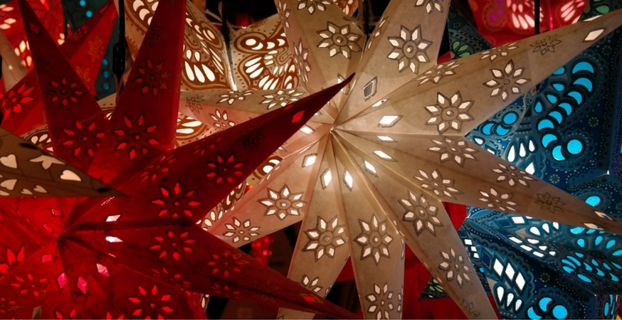20 more paper christmas decorations