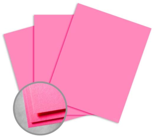 astrobrights pulsar pink paper