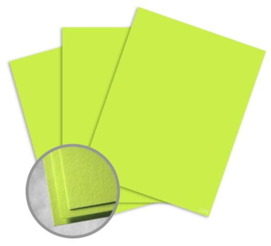 astrobrights vulcan green paper