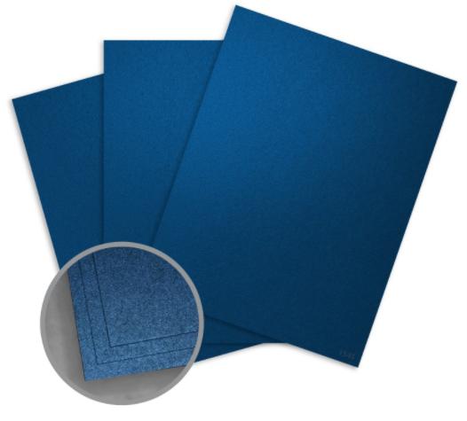 elan metallics sapphire card stock