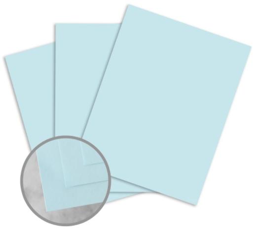 envirographic blue paper