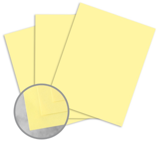 envirographic canary paper