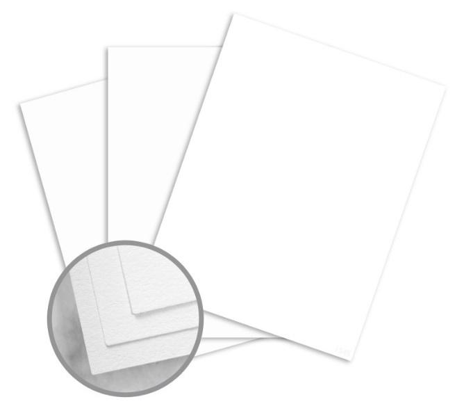 CRANE'S LETTRA Fluorescent White Paper