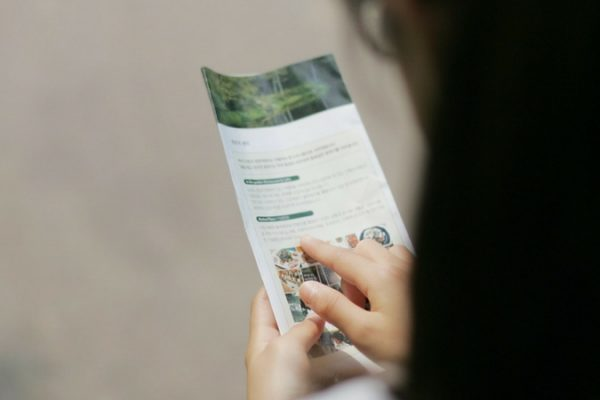 project pointers brochures