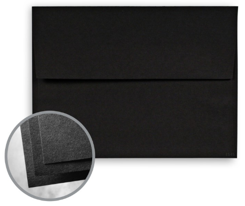 astrobrights eclipse black envelopes