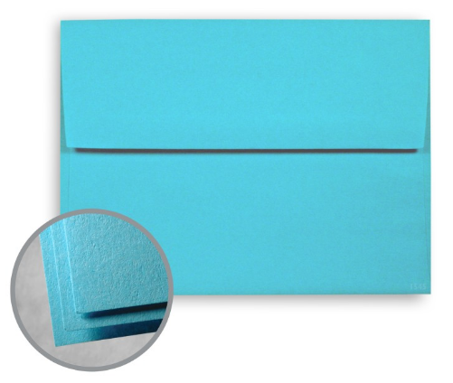 astrobrights lunar blue envelopes