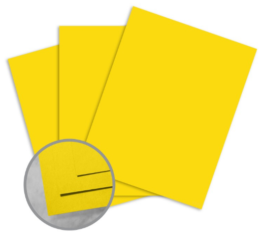 solar yellow paper astrobrights