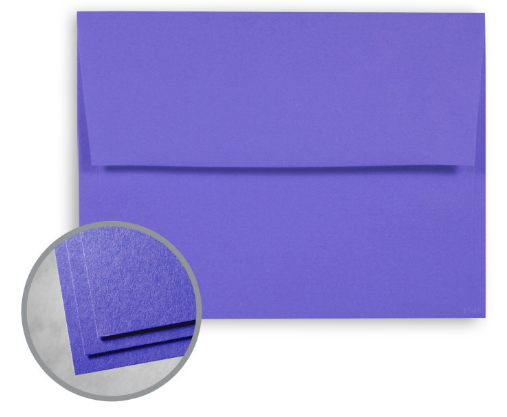 astrobrights venus violet envelopes