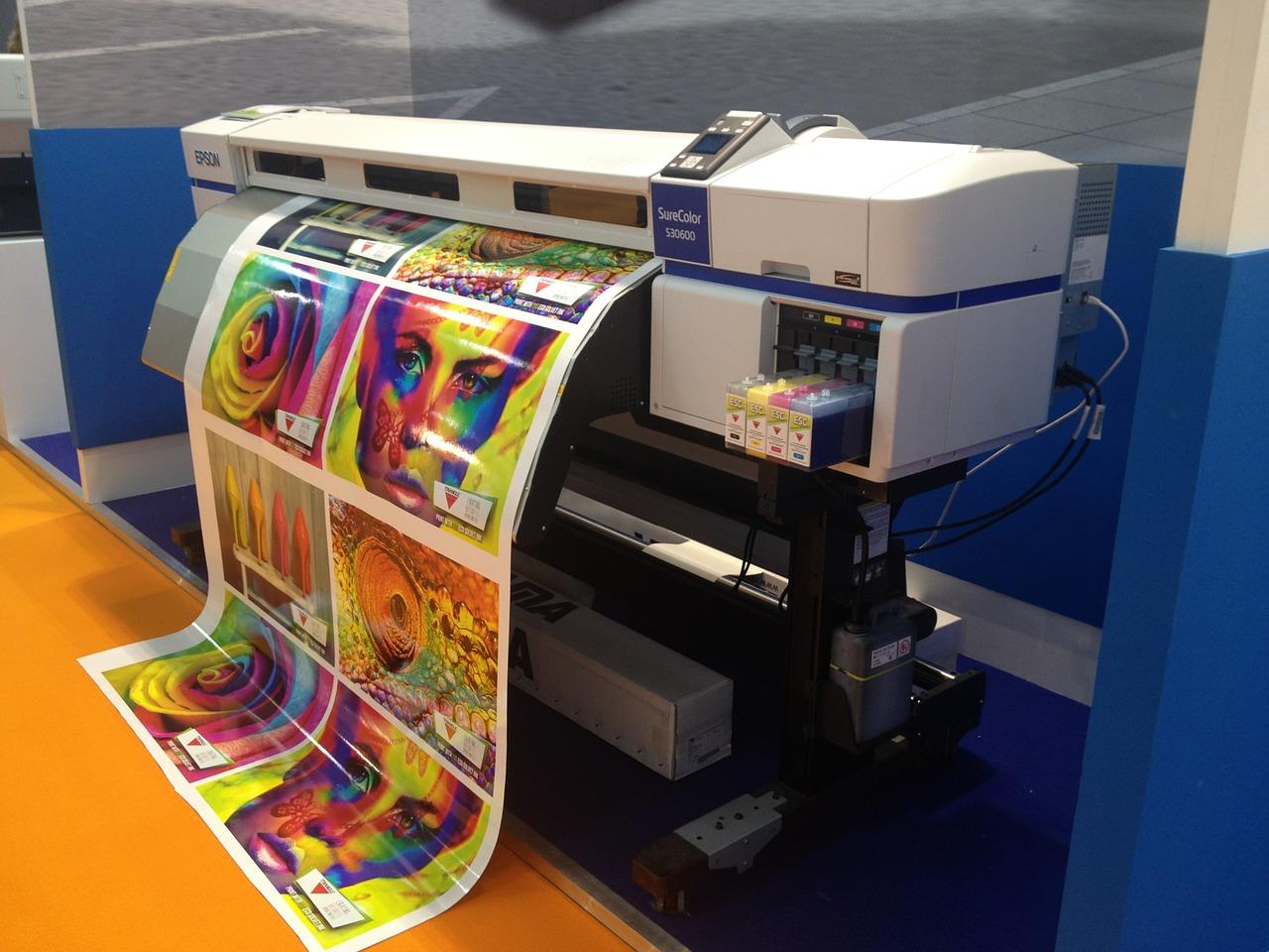 commercial printer
