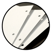 paper hole punching finishing services
