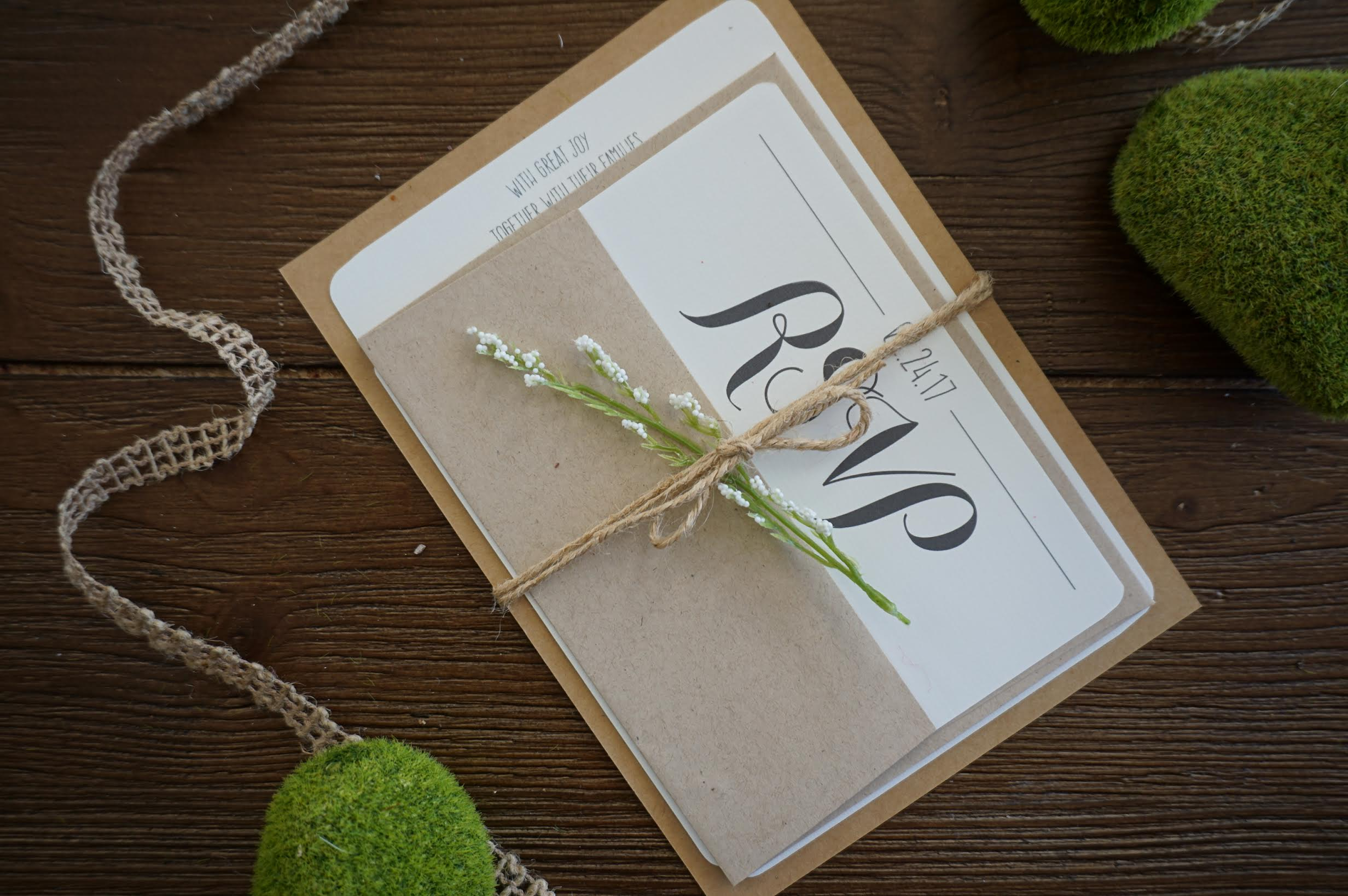 signature nicole wedding invitations rsvp