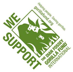 cti paper durilla synthetic dian fossey gorilla fund international