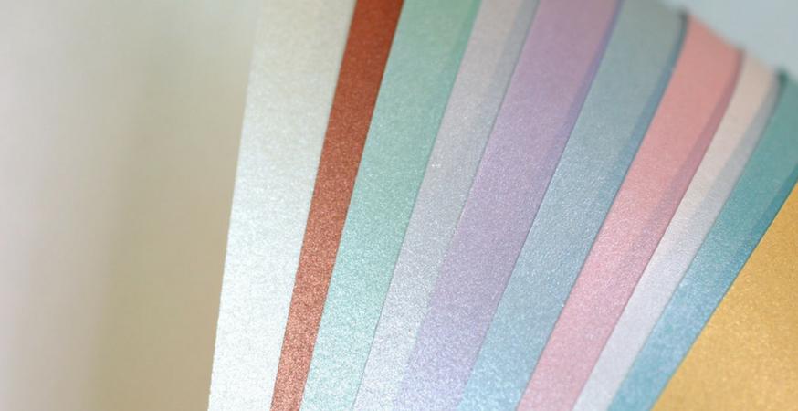 featured paper mill brand aspire petallics