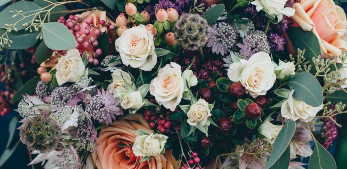 Autumn Wedding Guide: Colors