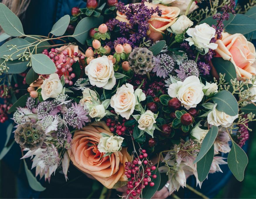 autumn wedding guide colors colours colour color palette