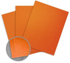 Elan Metallics Sunset Paper - 8 1/2 x 11 in 80 lb Text Metallic C/2S 25 per Package