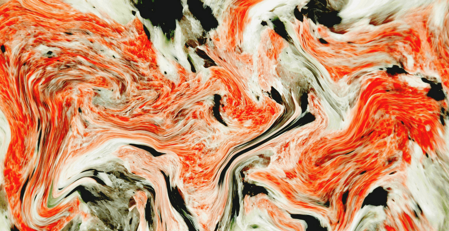 5 techniques marbling paper