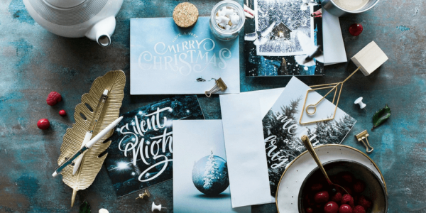 14 Fast & Easy DIY Holiday Cards to Send This Christmas