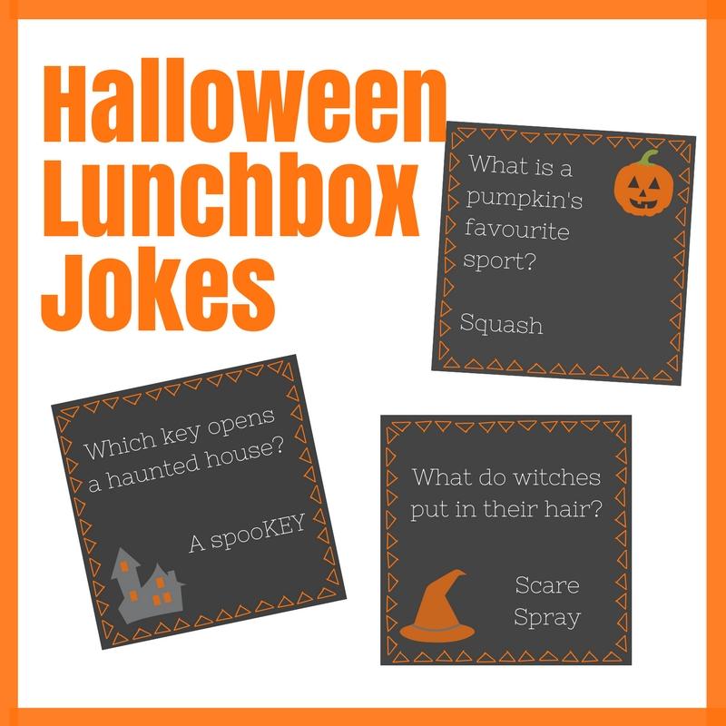 halloween lunch box jokes crafty mummy