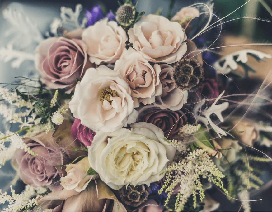 winter wedding guide color schemes palettes