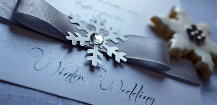 Winter Wedding Guide: Paper & Stationery