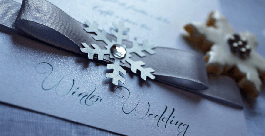 winter wedding guide paper stationery weight finish invitations placecards menus programs
