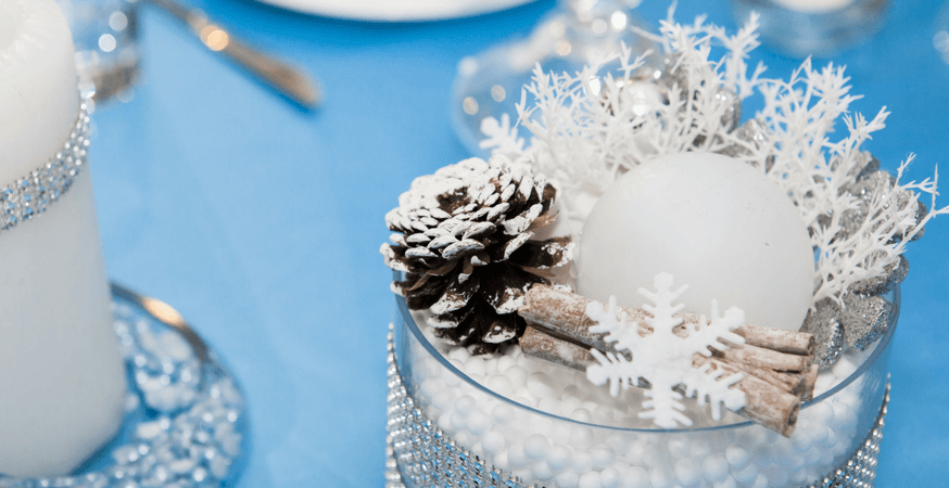 winter wedding guide themes evergreen snow ski lodge holidays