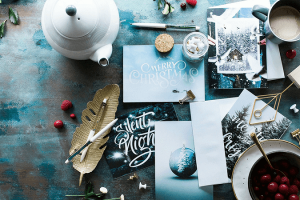14 fast easy diy holiday christmas cards card making