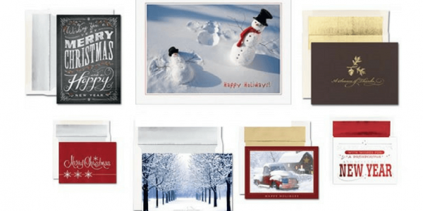 18+ Holiday Cards for People with No Time to Spare