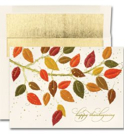 Change of Hues Thanksgiving Cards