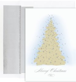 Frosted Tree Cards
