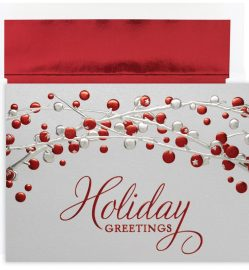 Holiday Berries Cards