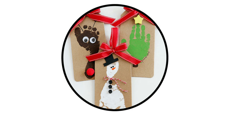 paper christmas ornaments kraft paper tags