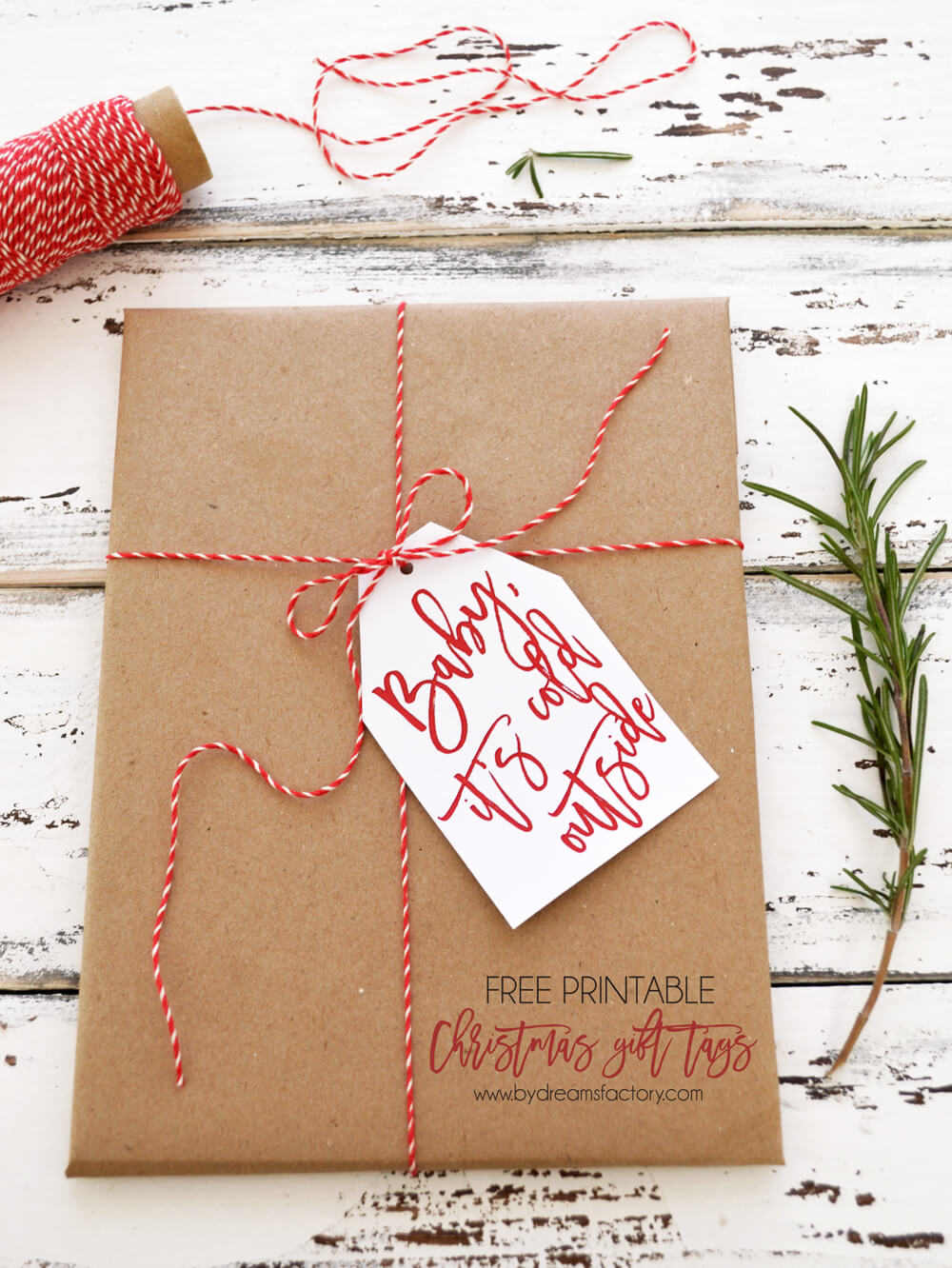 last minute christmas printables red tag dreams factory