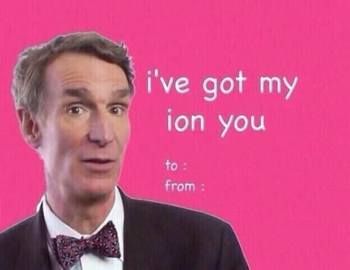 valentines quotes ion you bill nye classmate