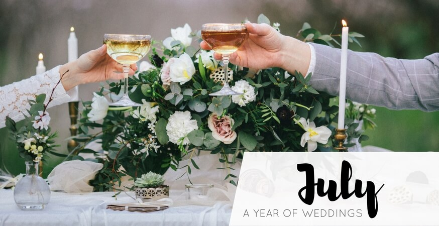 year of weddings guide month july