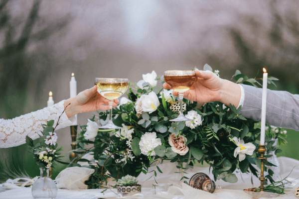 year of weddings month guide