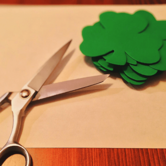st patricks day decorations crafts paper printables