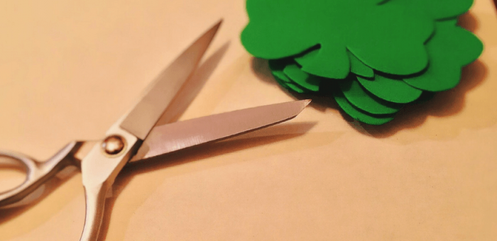 17 Sham-rockin' St Patrick's Day Paper Crafts & Decorations