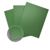 Curious Metallics Botanic Card Stock - 8 1/2 x 11 in 111 lb Cover Metallic C/2S 100 per Package